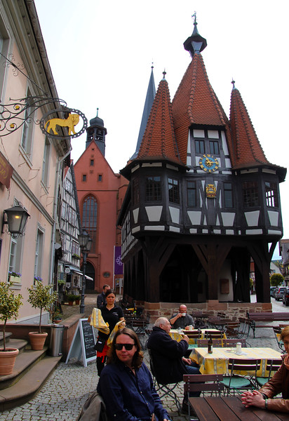 Michelstadt Germany, Town Hall