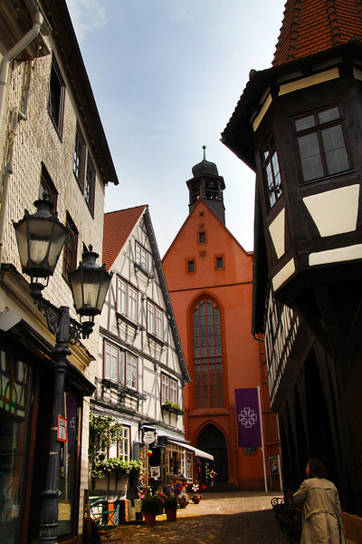 Michelstadt Germany