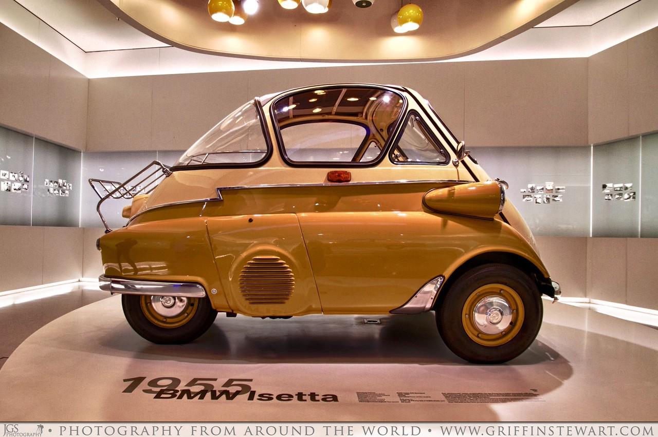1955 BMW Isetta