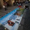 Street Artist & Pixar