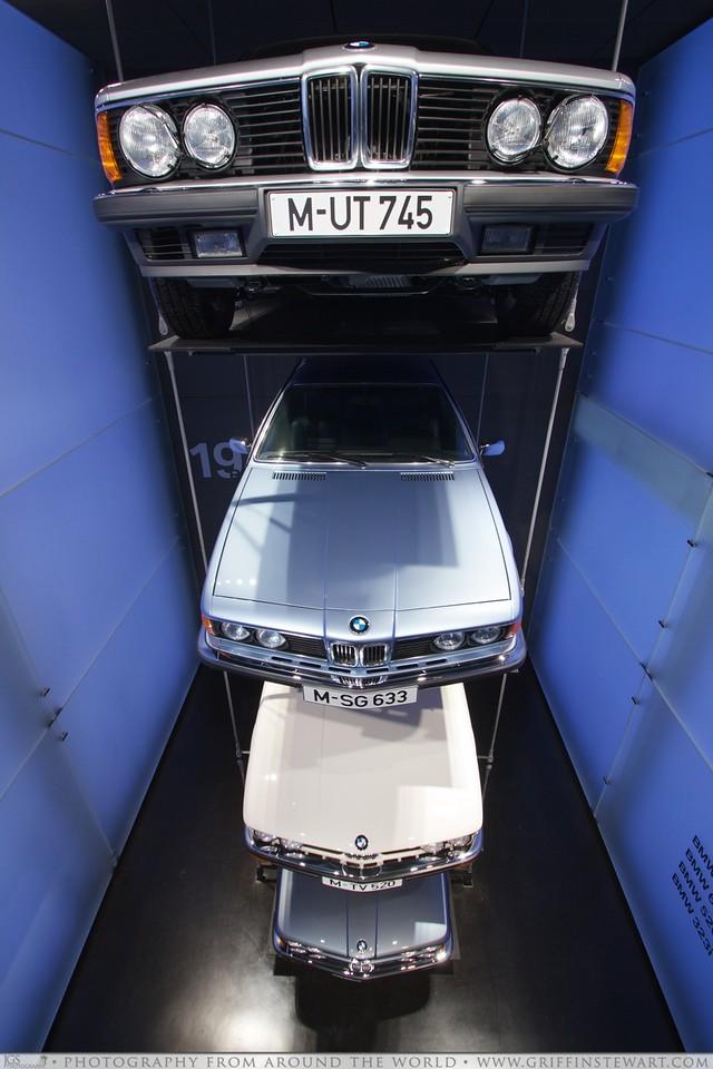 BMWs Floor To Ceiling
