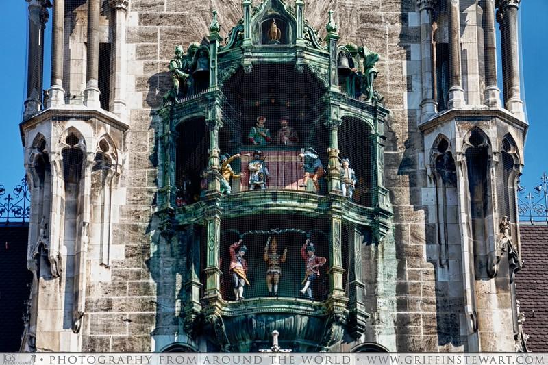 The Rathaus-Glockenspiel