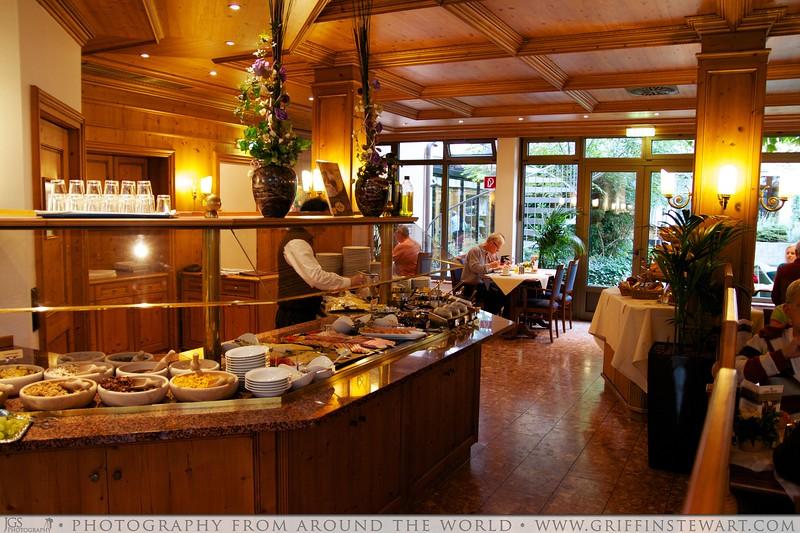 Kings Hotel Munich Buffet Breakfast