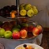 King's Hotel Center Breakfast Fruits