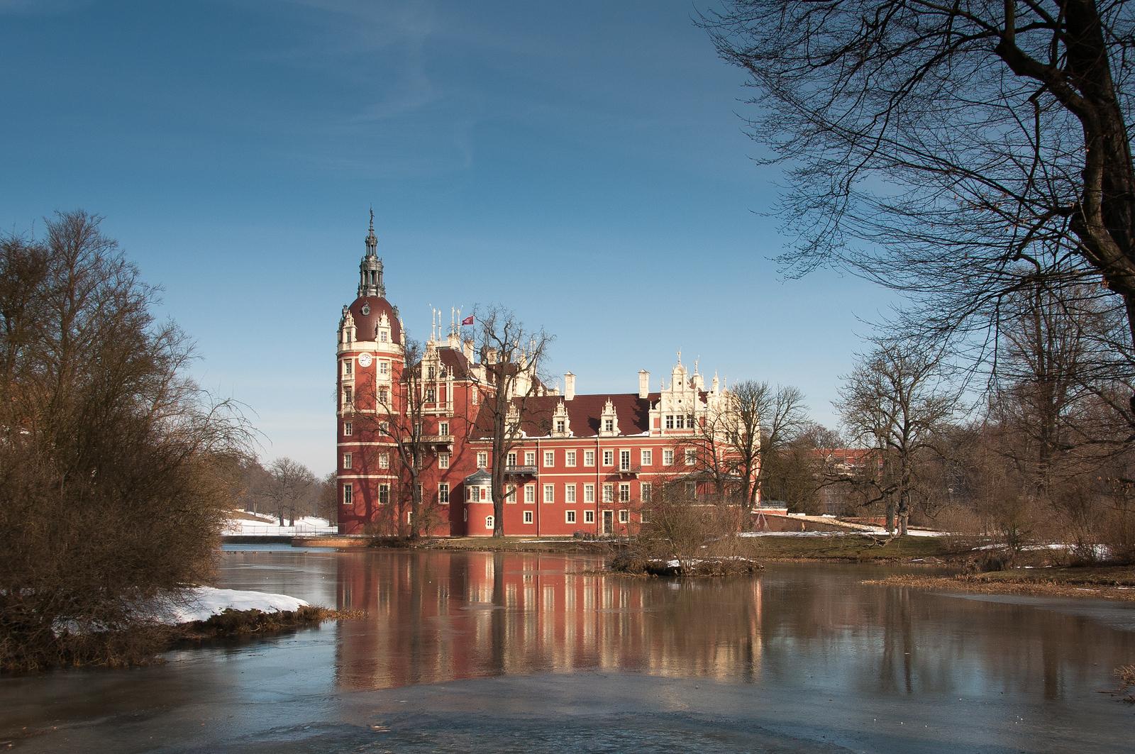 Muskauer Park / Park Muzakowski UNESCO World Heritage Site