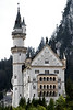 Neuschwanstein Castle. Schwangau, Germany