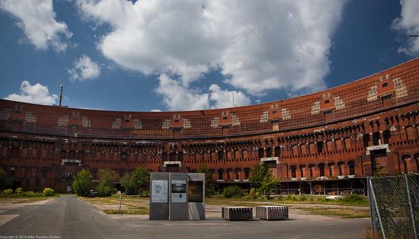 Kongresshalle in Nuremberg