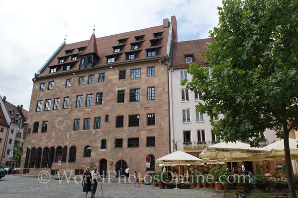 Nuremberg - Merchant House