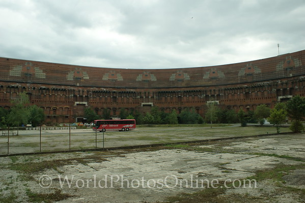 Nuremberg - Congress Hall