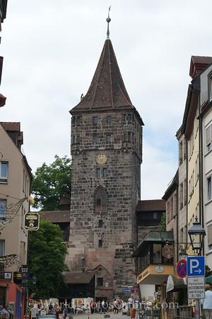 Nuremberg - Tiergartnertorplatz