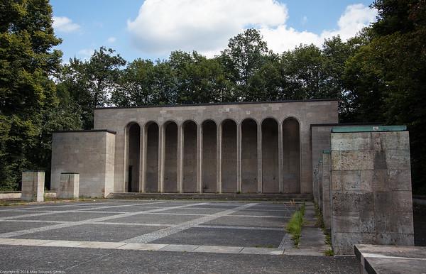 Ehrenhalle in Nuremberg