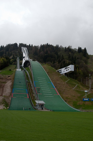 Olympic Ski Jump - Munich, Germany
