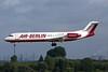 D-AGPQ Fokker 100 c/n 11338 Dusseldorf/EDDL/DUS 03-08-08