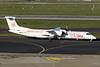 "D-ABQA de Havilland Canada DHC-8Q-402 ""LGW"" c/n 4223 Dusseldorf/EDDL/DUS 30-12-19 ""Union Berlin"""