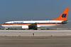 "D-AHFL Boeing 737-8K5 ""Hapag-Lloyd"" c/n 27985 Athens-Hellenikon/LGAT/ATH 22-09-00 (35mm slide)"