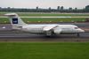 "D-AMGL BAe 146-200 ""WDL"" c/n E2055 Dusseldorf/EDDL/DUS 03-08-08 ""Flying for Scandinavian"""