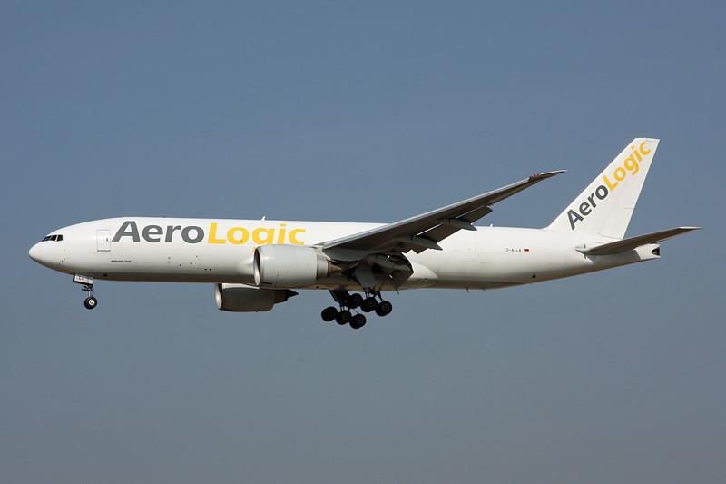 "D-AALA Boeing 777-FZN ""Aerologic"" c/n 36001 Frankfurt/EDDF/FRA 24-09-16"