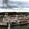 Germany, Passau, City Panorama