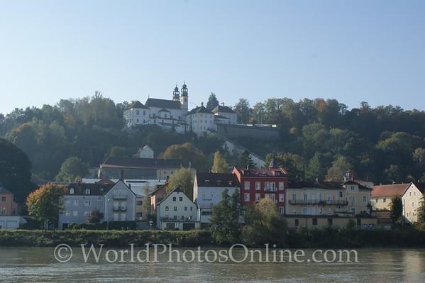 Passau - Pilgrimage Church 'Mariahilf'