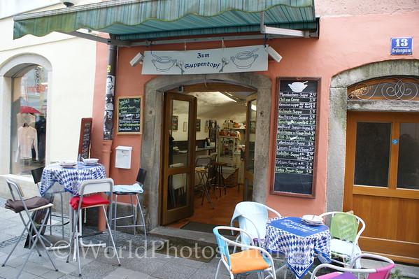 Passau - Soup Shop