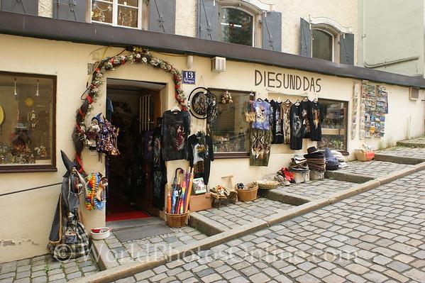 Passau - Street Scene