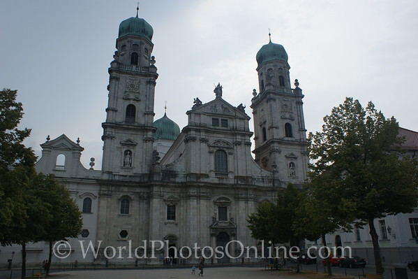 Passau - St Stephan's Cathedral - 2008