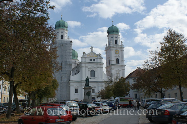 Passau - St Stephan's Cathedral - 2012
