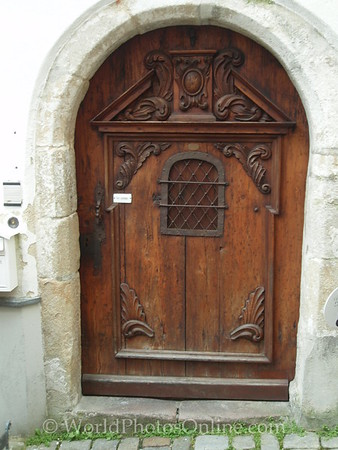 Passau - Plague Door