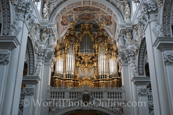 Passau - St Stephan's Cathedral - Organ
