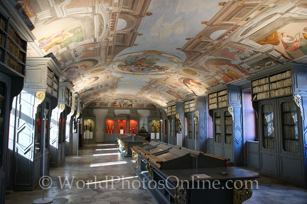 Passau - New Bishop's Residence - Library