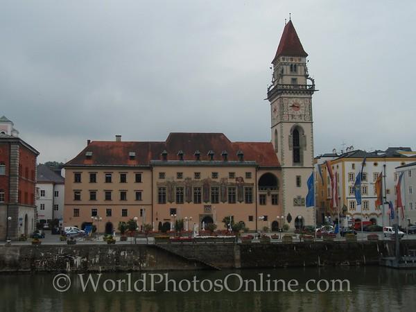 Passau - Town Hall
