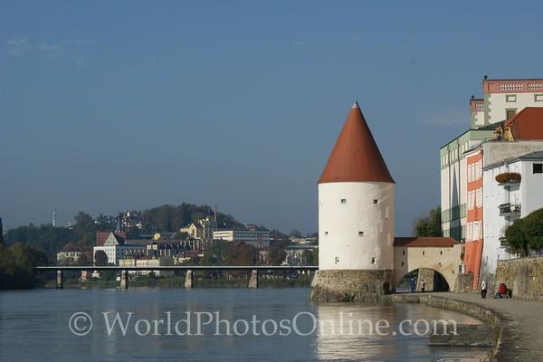 Passau - Salt Tower