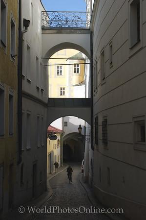 Passau - Narrow Streets