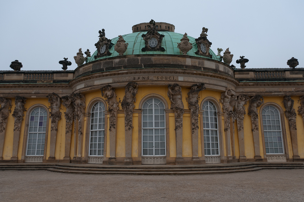 UNESCO World Heritage Site #165: Palaces and Parks of Potsdam and Berlin
