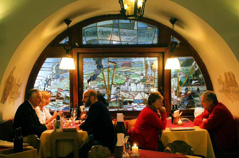 Rüdesheim Germany, Rüdesheimer Schloss Restaurant