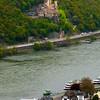 Rüdesheim Germany,  Assmanshausen & Rheinstein Castle