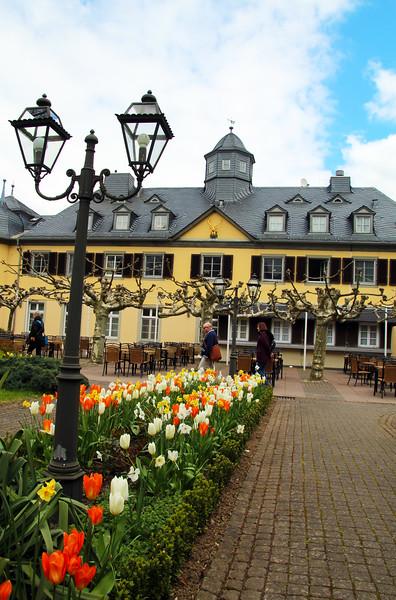 Rüdesheim Germany,  Jagdschloss Niederwaldhotel