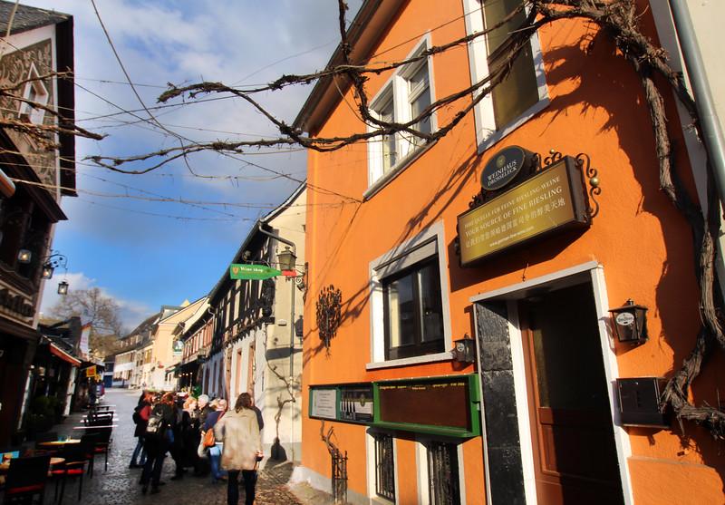 Rüdesheim Germany,  Wine Bar