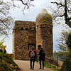 Rüdesheim Germany, Rossel Castle Ruins
