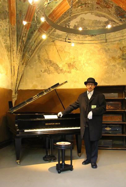 Rüdesheim Germany, Siegfried's Mechanical  Music Cabinet