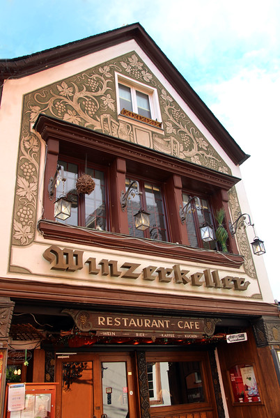 Rüdesheim Germany, Wine Bar