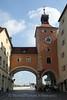Regensburg - City Gate