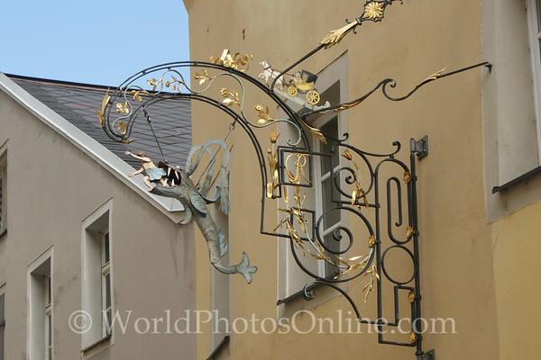 Regensburg - Shop Sign 1