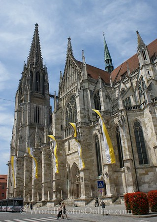 Regensburg - St Peter's Cathedral -2
