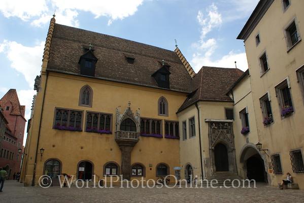 Regensburg - Old Town Hall