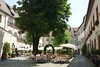 Regensburg - Scenic Courtyard