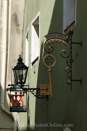 Regensburg - Shop Sign 2