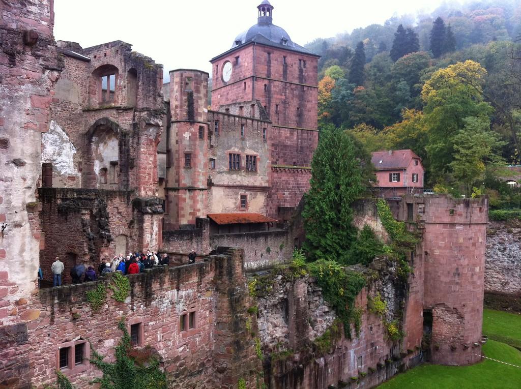 Heidelberg Castle - Heidelberg, Germany