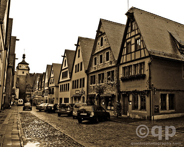 MAIN STREET ROTHENBURG