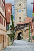 Rothenburg, Rothenburg ob der Tauber, Germany, Ansbach, Bavaria, Bayern, Ansbach District, Franconia, Mittlefranken, tower